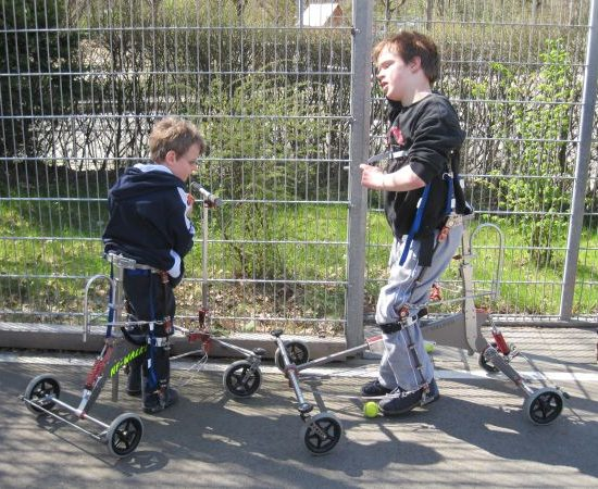 outdoor mit NF- Walker